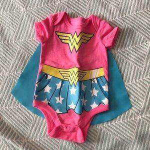 Like New Wonder Woman Onesie